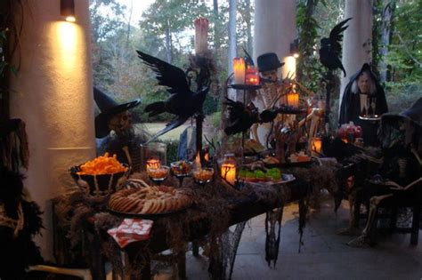 spooky halloween decoration ideas   home