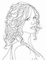 Coloring Portrait Self Famous Portraits Artist Artists Getcolorings Getdrawings Printable Colorings sketch template