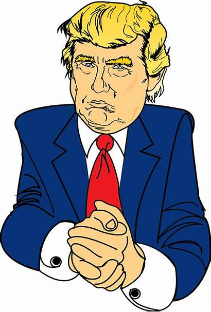 Trump Clipart Donald Serious Clip Money Enough