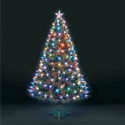 3ft 90cm superstar green fibre optic led tree ebay