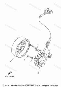 Yamaha Side By Side 2005 Oem Parts Diagram For Generator
