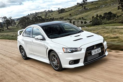 Mitsubishi Lancer Evolution Final Edition Review