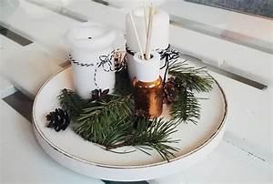 Dekoschale Mit Kerzen : diy duftende winter deko lifeloverholic ~ Sanjose-hotels-ca.com Haus und Dekorationen
