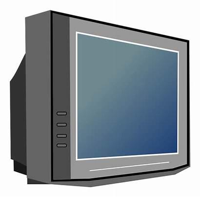 Tv Clipart Television Clip Transparent Cliparts Appliances