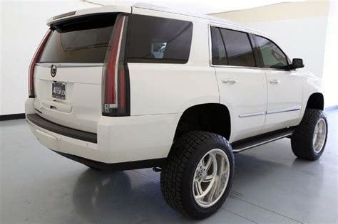 cadillac escalade luxury custom lift kit