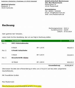 13b Ustg Rechnung : ber hmt beispielvorlage f r die rechnung zeitgen ssisch entry level resume vorlagen sammlung ~ Themetempest.com Abrechnung