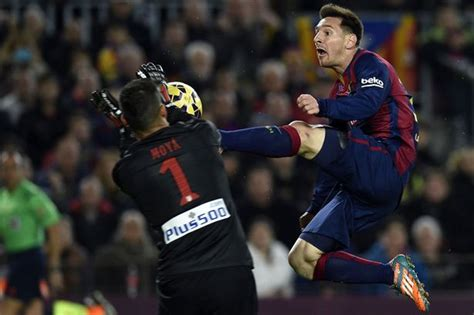 Barcelona vs Atletico Madrid RECAP: Lionel Messi leads the ...
