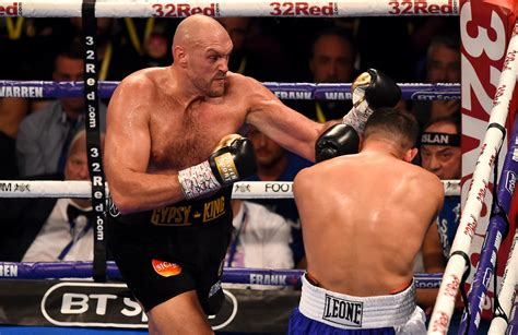 Tyson Fury Next Fight