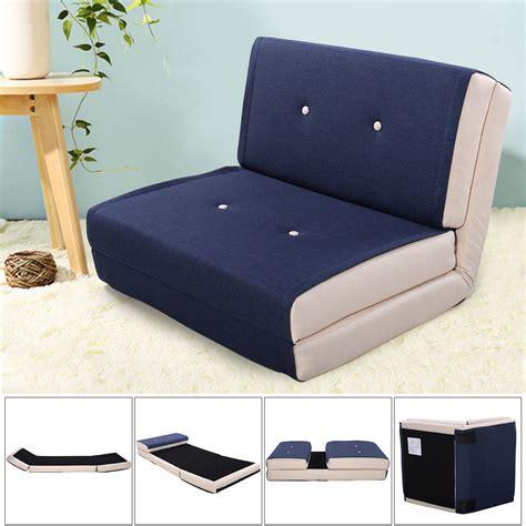 Giantex Fold Down Chair Flip Out Lounger Convertible