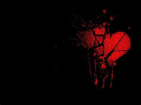 Dark love wallpaper by _homosapien_. Black Heart Wallpapers - Wallpaper Cave