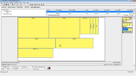 Woodworking Project Software