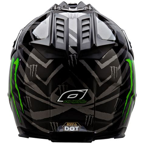 monster helmet motocross oneal 811 ricky dietrich signature mx monster energy