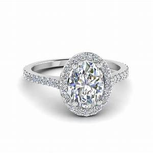 oval shaped diamond rings wedding promise diamond With shaped wedding rings