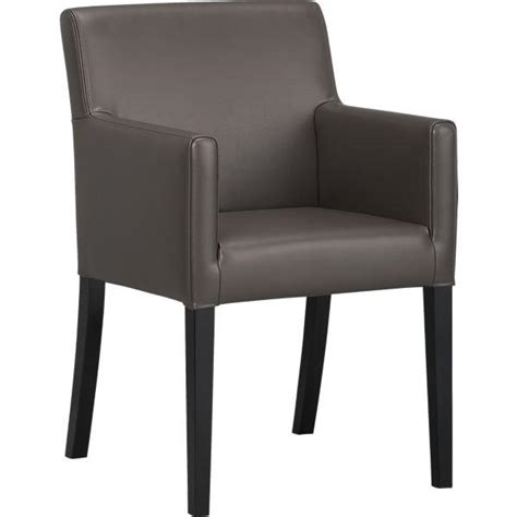 crate and barrel lowe chair smoke lowe smoke leather arm chair crate and barrel