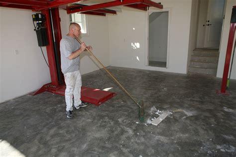 garage floor paint process epoxy garage floor process epoxy garage floor