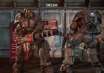 Fallout Armor Power Title