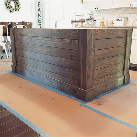 image result      kitchen island  shiplap