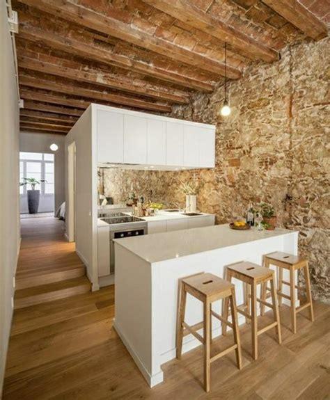 papier peint pour cuisine blanche papier peint pour cuisine blanche 4 les variantes en pierres de parement mural comment