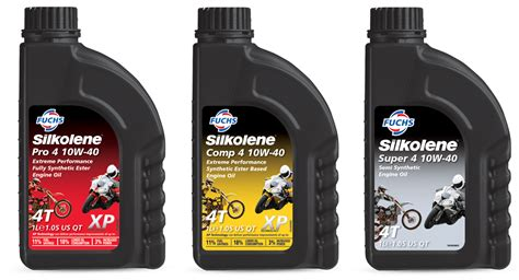 Superior Motorcycle Oils