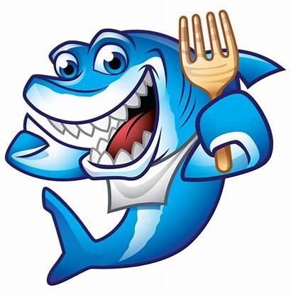 Shark Bite Clipart Bites River Happy Hour
