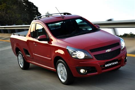 chevy truck car chevrolet montana could this tiny truck work in the u s