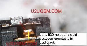 Sony Xperia T Lt30p Speaker Problem Solution Jumper Ways