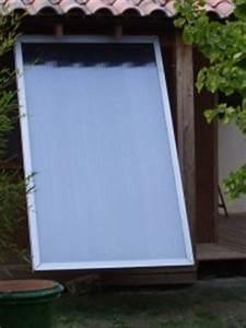 Fabriquer Chauffe Eau Solaire : fabriquer un capteur solaire air pour pr chauffer une ~ Melissatoandfro.com Idées de Décoration