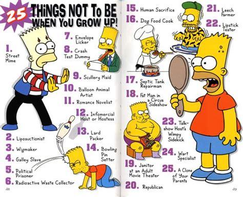 bart simpsons guide  life  wee handbook