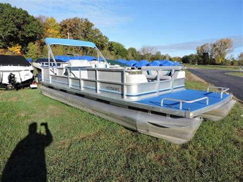 Craigslist Pontoon Boat Parti Kraft by Pontoon New And Used Boats For Sale In Ks