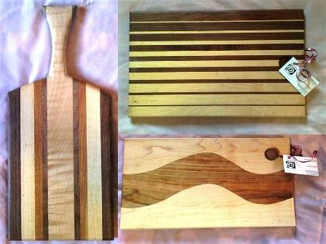 artisan wooden cutting boards    verns