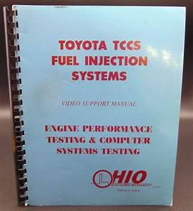 Toyota Tccs Fuel Injection Systems Video Support Manual
