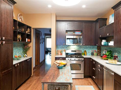 Experts at magnet say, 'galley kitchens are one of the most. Small Galley Kitchen Ideas: Pictures & Tips From HGTV ...