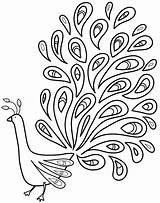 Peacock Coloring Pages Rocks Printable Adult Grayed Printables Adults sketch template