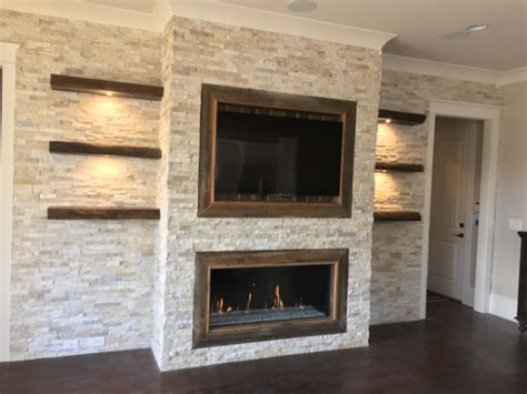 da vinci fireplace davinci linear fireplace installation the fireplace