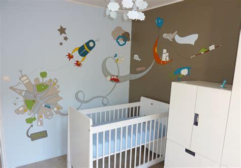 peinture pour chambre bébé deco peinture chambre bebe garcon attrayant deco
