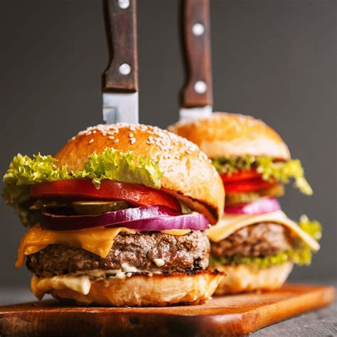 burgers beef tips excellence centre canadian recipes things kitchen cooking