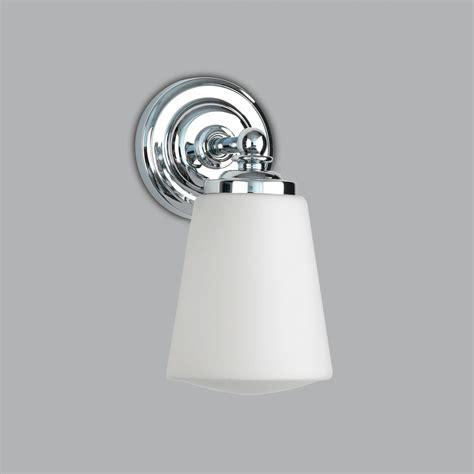 astro anton 0507 bathroom wall light 1 x40w e14 l ip44