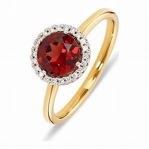 Christ Schmuck Online : christ granat ring 60074488 bei christ kaufen ~ Watch28wear.com Haus und Dekorationen
