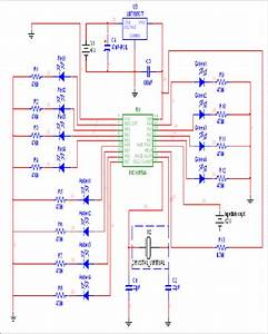 Traffic Light Circuit The Language Used To Write The