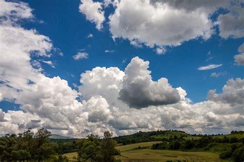 Sky Sky Clouds Clouds Nature Blue Sky Clouds-20 Inch By 30 ...