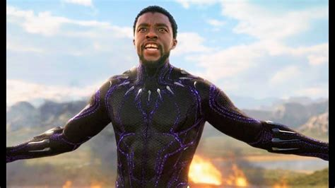 Black Panther Best Scenes Youtube