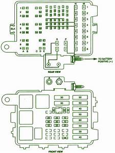 1997 Chevrolet 4wd Pick Up Engine Fuse Box Diagram  U2013 Circuit Wiring Diagrams