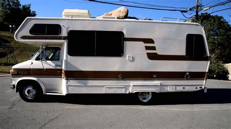 Lazy Daze Motorhome Rv Mobile Camper 1984 Chevrolet G30