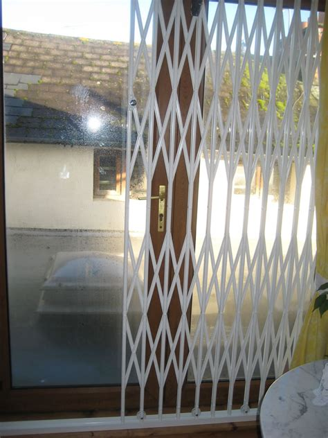 sliding glass patio door security bar security grill door doors