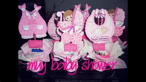 I Watched My Shower - my baby shower recuerdos