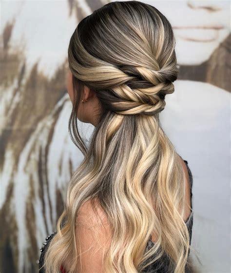 penteados simples  casamento  ideias  tutoriais faceis de fazer
