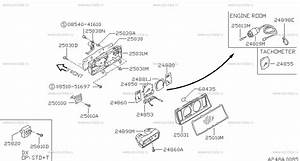 248 - Instrument Meter  U0026 Gauge  U043d U0430 Patrol Y60  U041d U0438 U0441 U0441 U0430 U043d  U041f U0430 U0442 U0440 U043e U043b