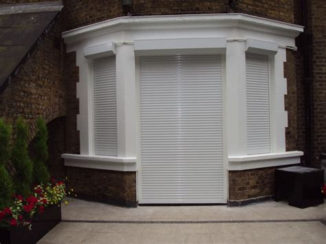 roller shutters  brown security installations