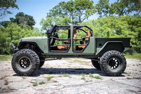 diesel jeep wrangler jeep wrangler jk crew by bruiser hiconsumption