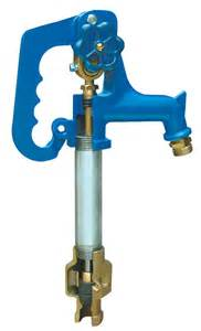 800lf series deluxe proof yard hydrant certified lead free simmons manufacturing company